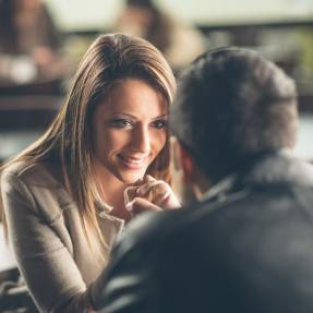 What is flirting: 6 signs they're flirting with you!