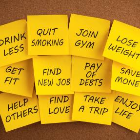 4 New Year's Dating Resolutions