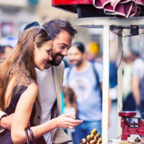 Free dating: How to impress a foodie for free