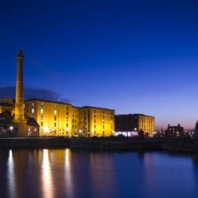 match.com's dates ideas for Liverpool's Waterfront