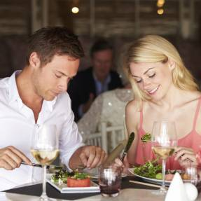 Mrs Petticoat's Dos and Don'ts guide to the first restaurant date