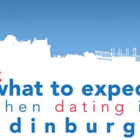 Infographic – What to Expect When Dating in Edinburgh