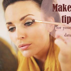 First Date Make-up Tips