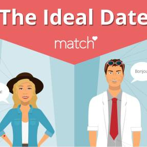 Match Reveals The Nation's Dating Preferences in 2017