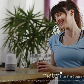 Match launches UK's first AI Dating Chatbot, Lara, on the Google Assistant
