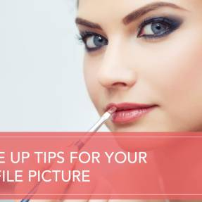 Make Up Tips for Your Profile Picture