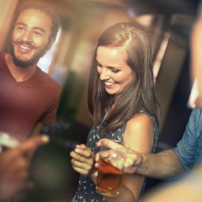 """""""I swapped Sambuca shots for Prosecco"""" – My expectations and experience at a match.com night"""