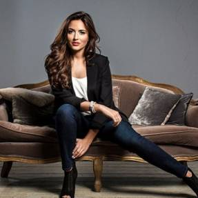 Nadia Forde Encourages Brits To Love Their Imperfections