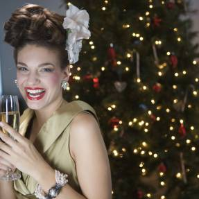 How to survive the party season if you're single