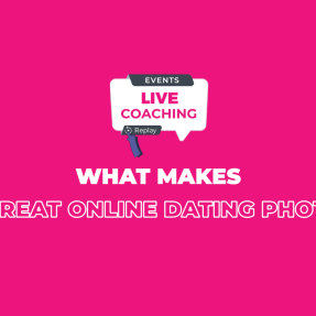 What makes a great online dating photo?